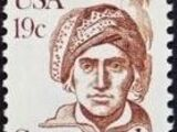 United States of America 1980 Great Americans Issue - Sequoyah