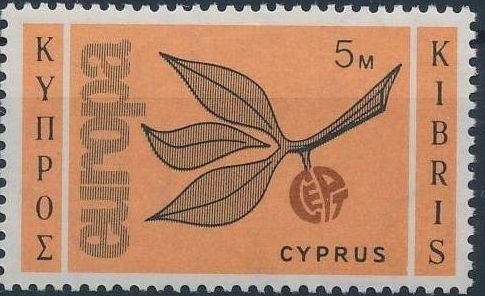 Cyprus 1965 EUROPA - CEPT