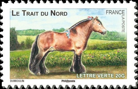 France 2013 Draft Horses of our Regions f.jpg