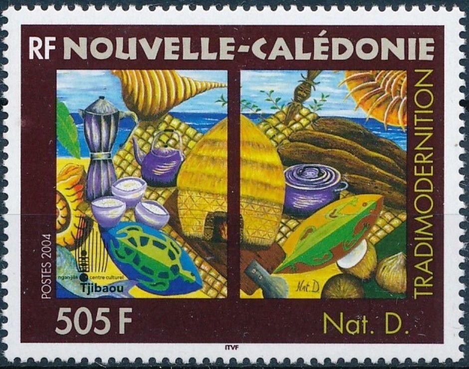 New Caledonia 2004 Tradimodernition (Nathalie Deschamps)