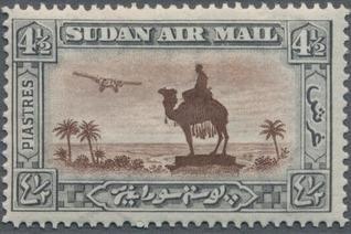 Sudan 1931 Statue of Gen (I) - Air Post Stamps g.jpg