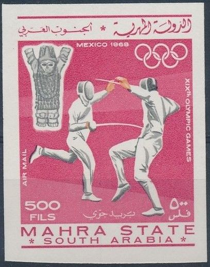 Aden-Mahra State South Arabia 1967 Summer Olympics, Mexico City j.jpg