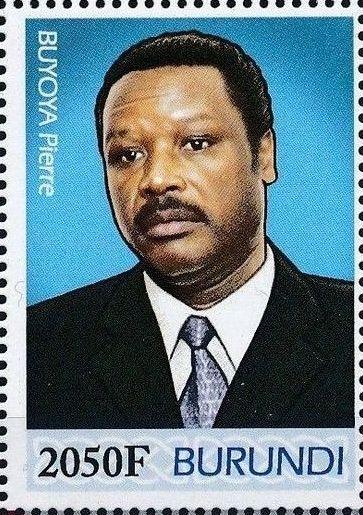 Burundi 2012 Presidents of Burundi - Pierre Buyoya d.jpg