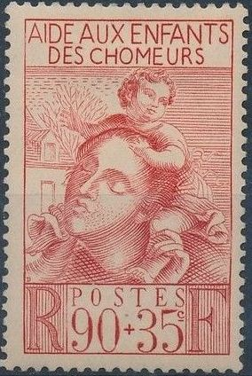 France 1939 Surtax for the Children of the Unemployed a.jpg