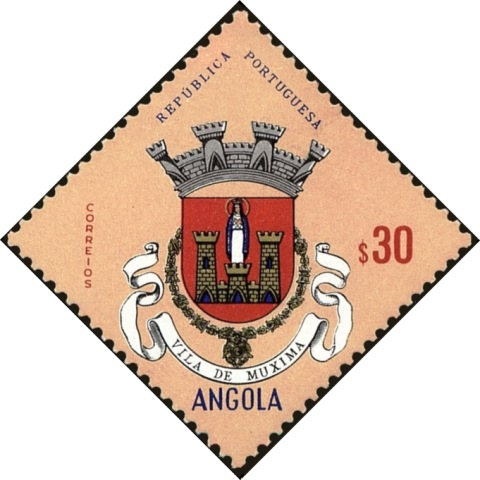 Angola 1963 Coat of Arms - (1st Serie) c.jpg