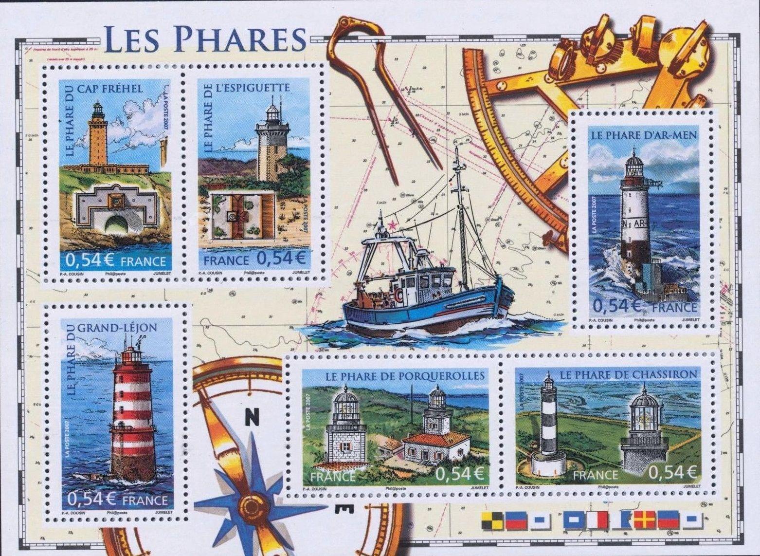 France 2007 Lighthouses