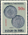 Portuguese India 1959 Portuguese Indian Coins t