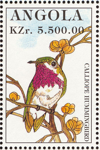 Angola 1996 Hummingbirds f.jpg