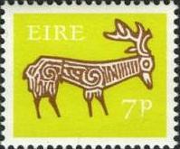 Ireland 1969 Old Irish Animal Symbols g.jpg