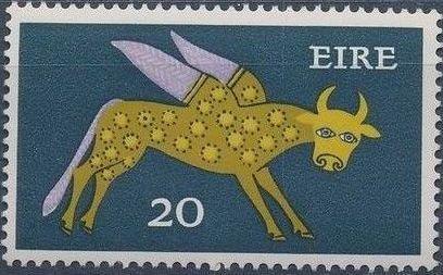 Ireland 1971 Old Irish Animal Symbols n.jpg