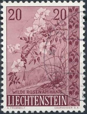 Liechtenstein 1957 Native Trees and Shrubs (1st Group) b.jpg
