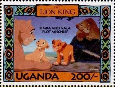 Uganda 1994 The Lion King p.jpg