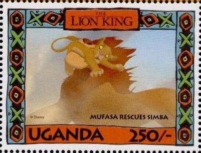 Uganda 1994 The Lion King u.jpg