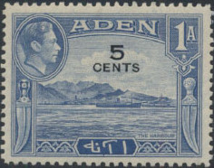 Aden 1951 King George VI Pictorials with New Values a.jpg