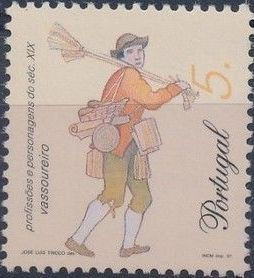 Portugal 1997 Professions and Characters from XIX Century (3rd Group) b.jpg