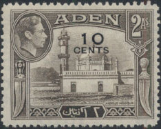 Aden 1951 King George VI Pictorials with New Values b.jpg