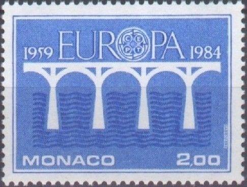 Monaco 1984 Europa