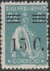 Portugal 1928 Ceres Surcharged j.jpg