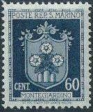 San Marino 1945 Coat of Arms d.jpg