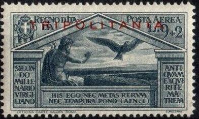 Tripolitania 1930 2000th Anniversary of the Birth of Roman Poet Vergil m.jpg