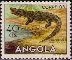 Angola 1953 Animals from Angola b.jpg
