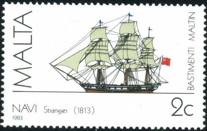 Malta 1983 Maltese Ships (2nd Series)