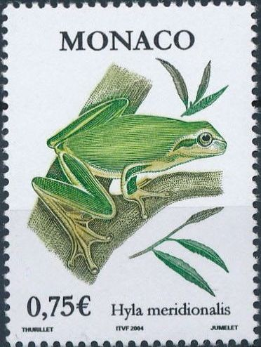 Monaco 2004 Flora and Fauna of the Mediterranean a.jpg