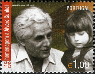 Portugal 2005 Tribute to Álvaro Cunhal b.jpg