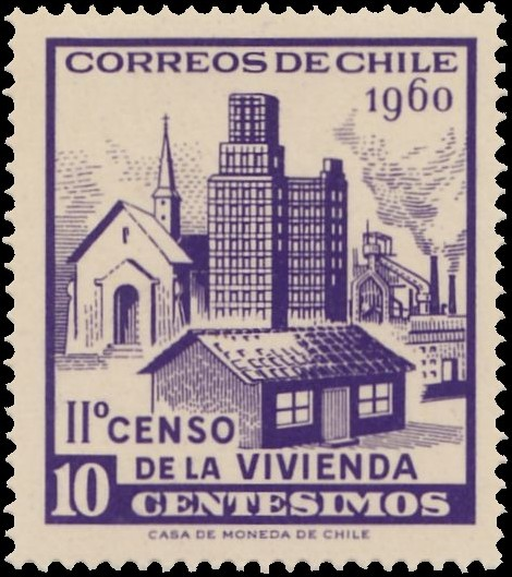 Chile 1960 13th Population Census and 2nd Housing Census b.jpg