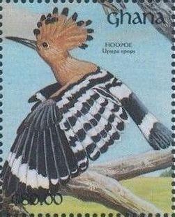 Ghana 1991 The Birds of Ghana l.jpg