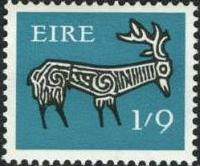 Ireland 1969 Old Irish Animal Symbols k.jpg