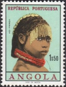 Angola 1961 Native Women from Angola f.jpg