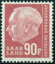 Saar 1957 President Theodor Heuss (with F) q.jpg