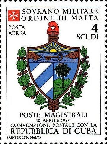 Sovereign Military Order of Malta 1986 Agreements Concluded by The Postal k.jpg