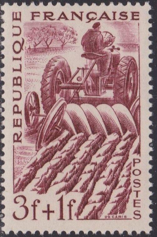 France 1949 Professions