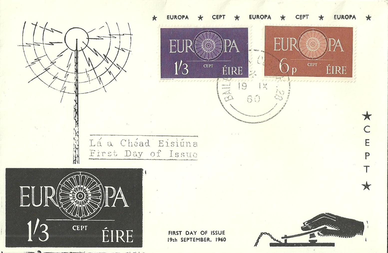 Ireland 1960 Europa FDCe.jpg