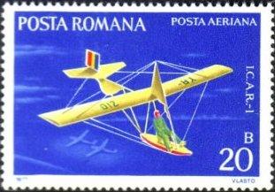 Romania 1977 Gliders