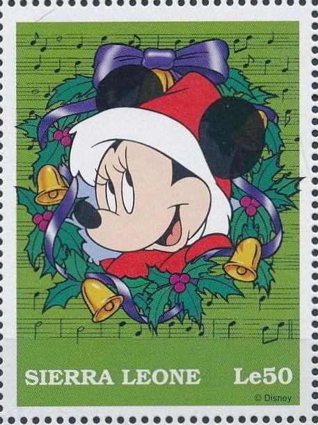 Sierra Leone 1997 Disney Christmas Stamps l.jpg