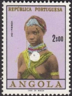 Angola 1961 Native Women from Angola g.jpg