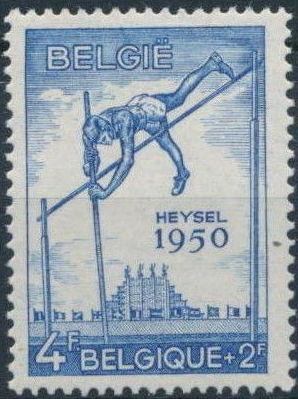 Belgium 1950 European Athletic Games c.jpg