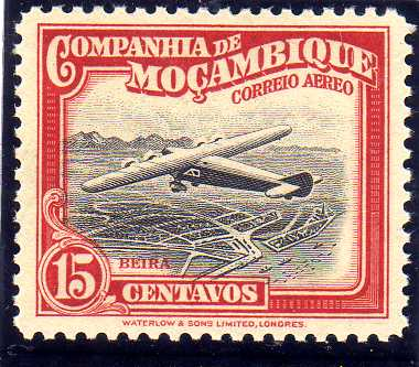 Mozambique Company 1935 Inauguration of the Airmail (2nd Issue) c.jpg