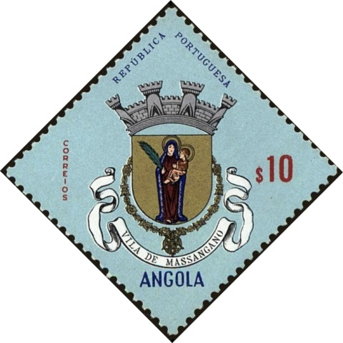 Angola 1963 Coat of Arms - (1st Serie) b.jpg