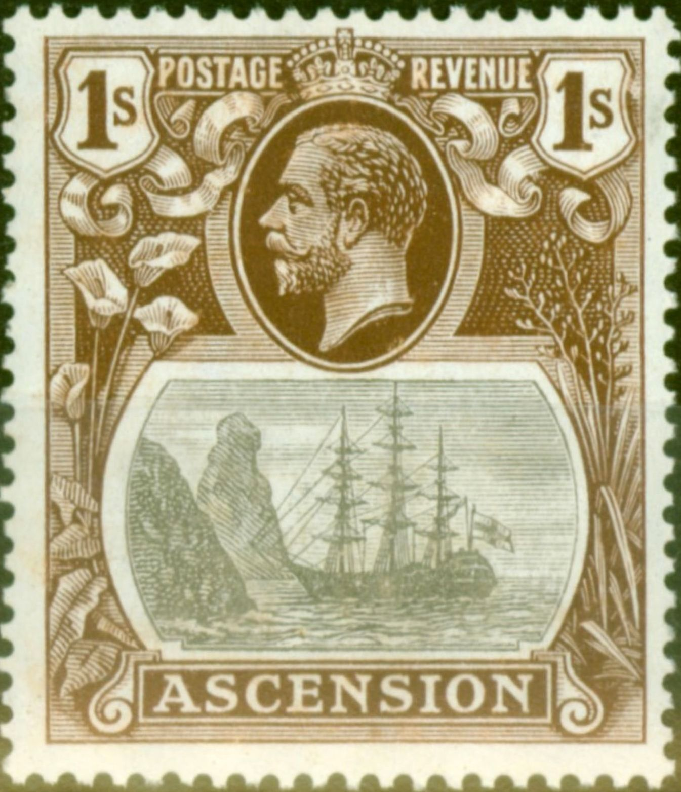 Ascension 1924 Seal of the Colony ja.jpg