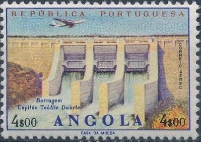 Angola 1965 Various Works and Airplane d.jpg
