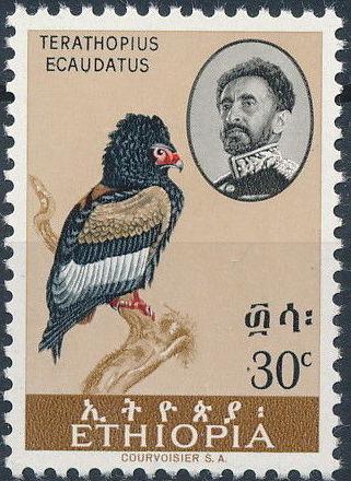 Ethiopia 1962 Ethiopian Birds (1st Group) c.jpg