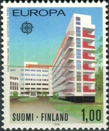 Finland 1978 EUROPA