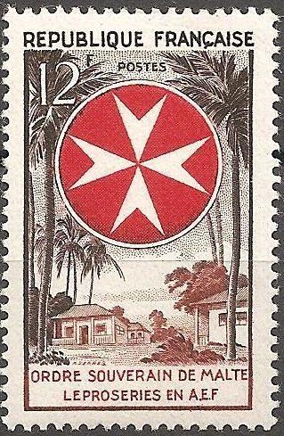 France 1956 Sovereign Order of Malta