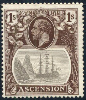Ascension 1924 Seal of the Colony j.jpg