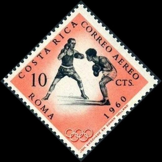 Costa Rica 1960 17th Olympic Games in Rome f.jpg