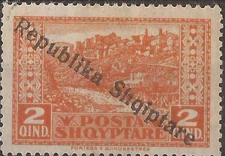 Albania 1925 Views of Cities Overprinted b.jpg